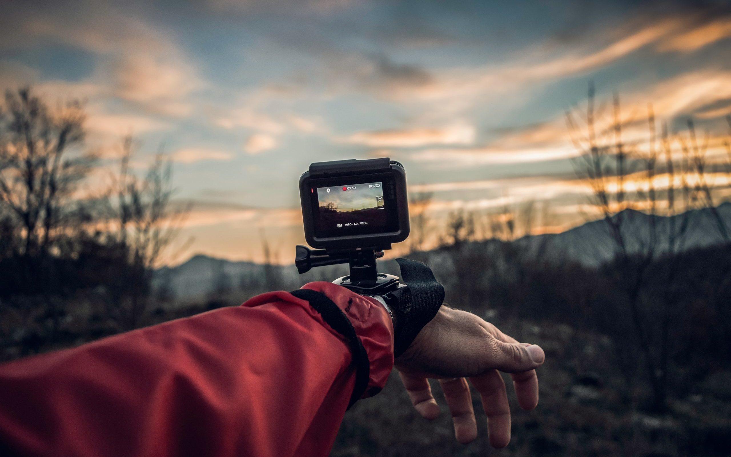 アクションカメラ(GoPro)