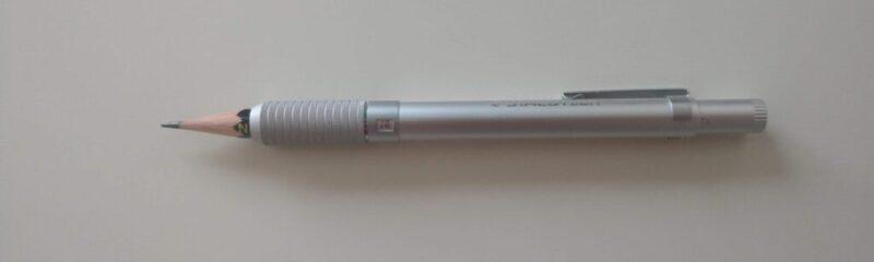 ステッドラーの鉛筆ホルダー